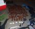 5 poachers, 132 lobster (many undersize)